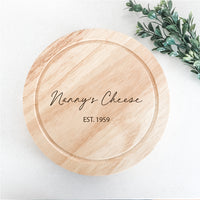Mother's Day Cheese Boards - Text Only