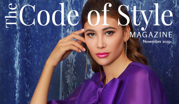 The Code of Style Magazine - Nov. 2019