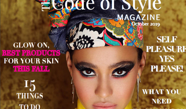 The Code of Style Magazine - Oct. 2019