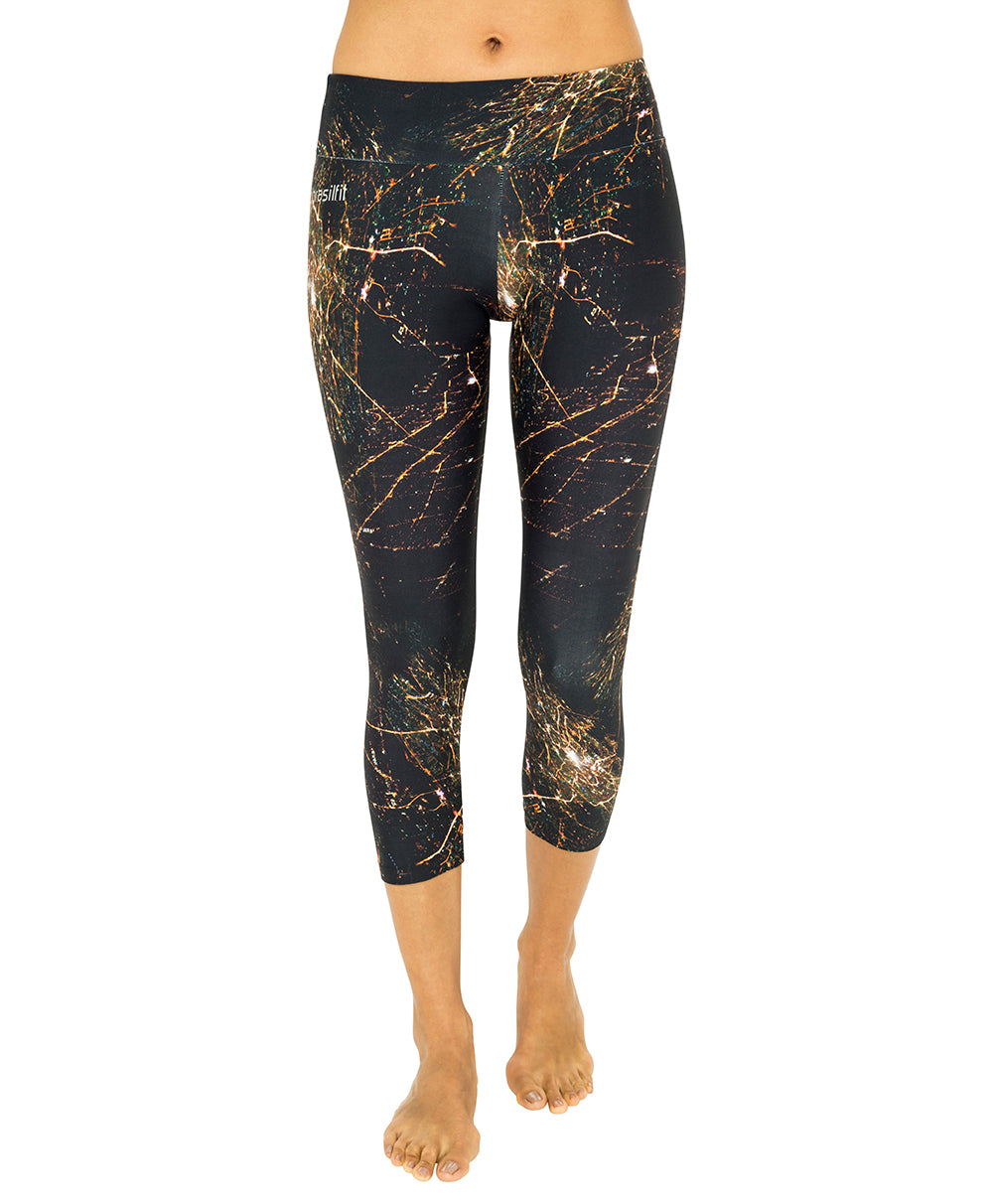 Cosmic Karma Full Length Legging