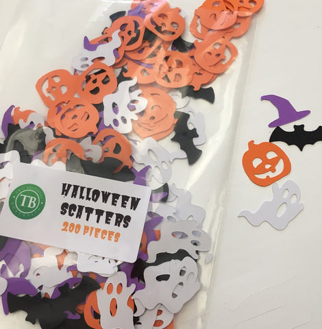 Halloween Table Scatters 200pcs