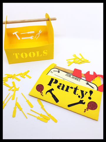 6 pack Toolbox Party Pack