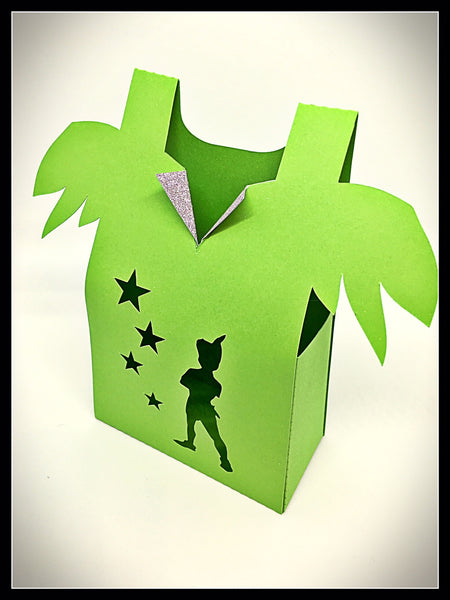 12 pack Peter Pan Party Favours/Lollybags