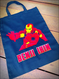 Custom Designed Bookbags & Tote Bags