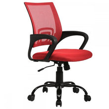 Load image into Gallery viewer, Mid Back Mesh Ergonomic Beauty Chair, Multiple Colors