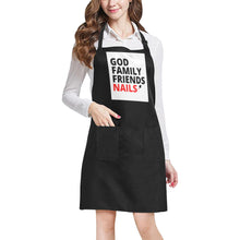Load image into Gallery viewer, UNISEX NAIL SALON APRON