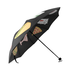 Unique Novelty Foldable Umbrella
