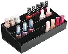 Load image into Gallery viewer, Plastic 4-Tier Cosmetic Organizer