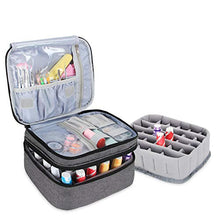 Load image into Gallery viewer, Nail Polish Carrying Case  Manicure Set (Bag Only)