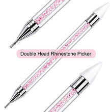 Load image into Gallery viewer, 2 Pieces Wax Rhinestone Picker Dotting Pen