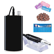 Load image into Gallery viewer, Rechargeable Mobile nail drill EFILE colors 30,000PRM