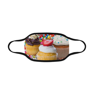 CUPCAKE2 NAIL TECH DUST FACE MASK