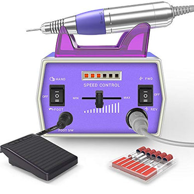 Professional Nail Drill Machine, 30,000 RPM