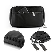 Load image into Gallery viewer, Makeup Brush Organizer Makeup Artist Case with Belt Strap Holder 3 COLORS
