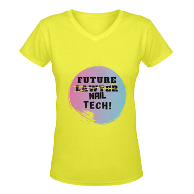 FUTURE NAIL TECH TSHIRT UP TO XXL