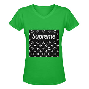 TRENDY UNIQUE WOMENS TSHIRT 7 COLORS UP TO 2XX