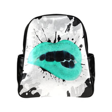 Load image into Gallery viewer, UNIQUE WOMENS BACK PACK MAKEUP