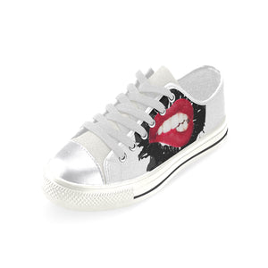 CONVERSE STYLE UNIQUE FUN NOVELTY GYM SHOES ATHLETIC WOMENS SHOES LARGE SIZE