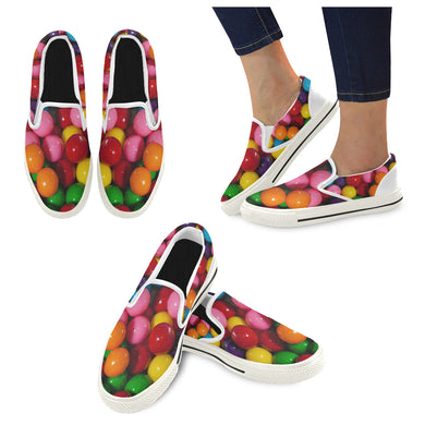VANS STYLE UNIQUE GUMBALL WOMENS SHOES