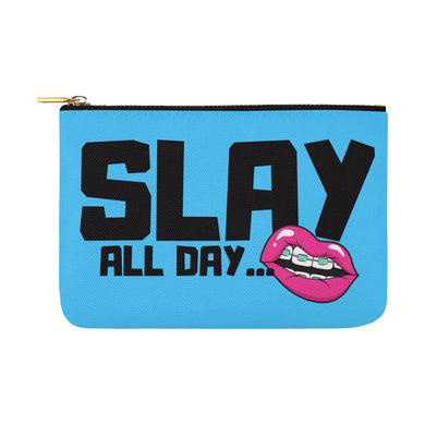 SLAY UNIQUE NOVELTY OVERSIZE MAKEUP BAGS 3 COLORS