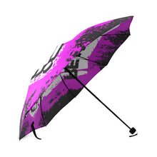 "Load image into Gallery viewer, ""REALLY RAIN"" Unique Foldable Umbrella"