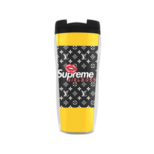 UNIQUE NOVELTY SUPREME INSULATED COFFEE CUP 4 COLORS