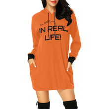 Load image into Gallery viewer, DOPE Hoodie Dress Up to Size XXL