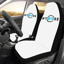 Load image into Gallery viewer, 2X NOVELTY FUNNY UNIQUE UNISEX CAR SEAT COVERS