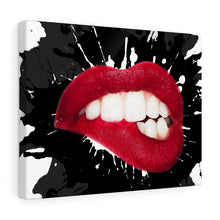 MAKEUP Lippie Canvas Gallery Wrap