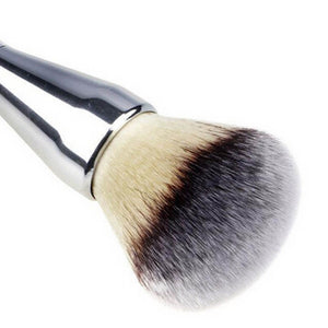 large professional makeup brush powder