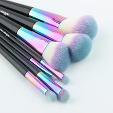 Load image into Gallery viewer, unicorn makeup brushes