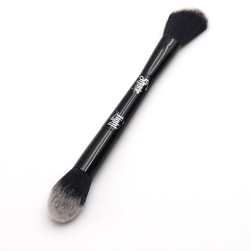 ... Fashion Makeup Tattoo Artist Super Soft Tipped Synthetic Bristles Unique 2-in-1 Shade ...