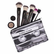 Load image into Gallery viewer, Mix tape 3D Printing Pencil bags cosmetic bag 2016 cosmetiquera makeup bag trousse de maquillage neceser organizer pencil case