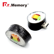 Load image into Gallery viewer, Pendrive Sushi USB stick delicate 4G flash drive 8G usb flash card 16G usb flash fashion pen drive 32G flash memoria