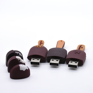usb flash drive ice cream 4g/8gb/16gb/32gb/64g lovely pendrive usb stick pen drive USB flash drive memory stick U disk Hot gift