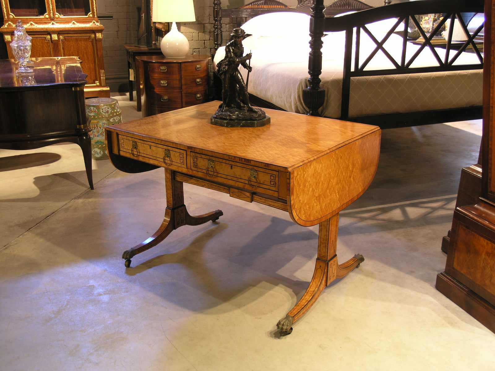 Regency period Sofa Table