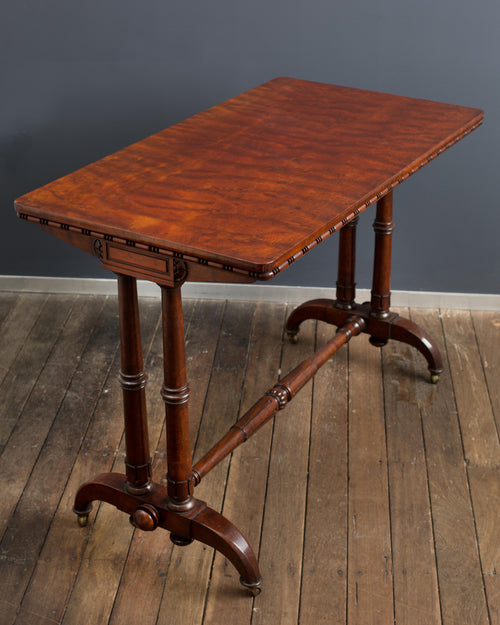George IV period lace-wood side Tables
