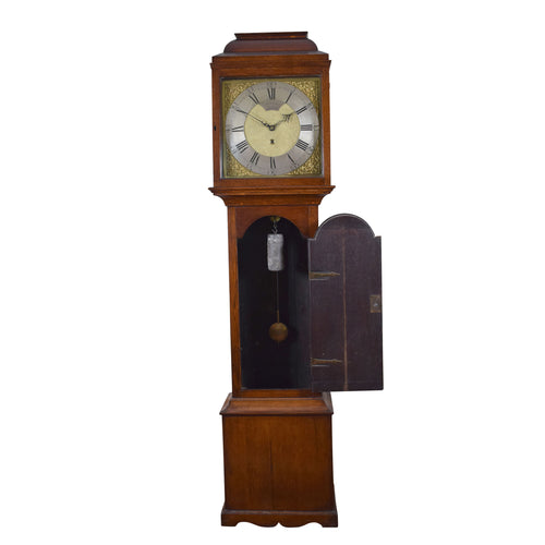 A rare George I, 11 day Longcase Clock