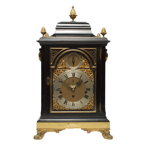 Louis XV Mantel Clock by Etienne Lenoir