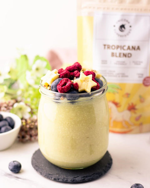 tropicana smoothie jar