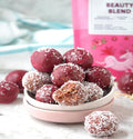 beauty blend protein bliss balls
