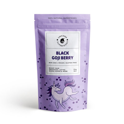 100% Natural Black Goji Berry Powder