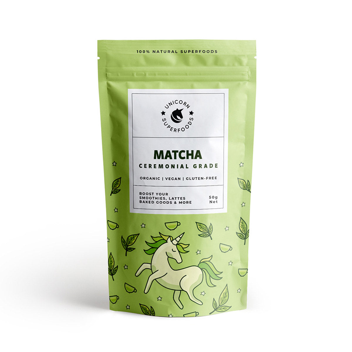 Ceremonial matcha powder