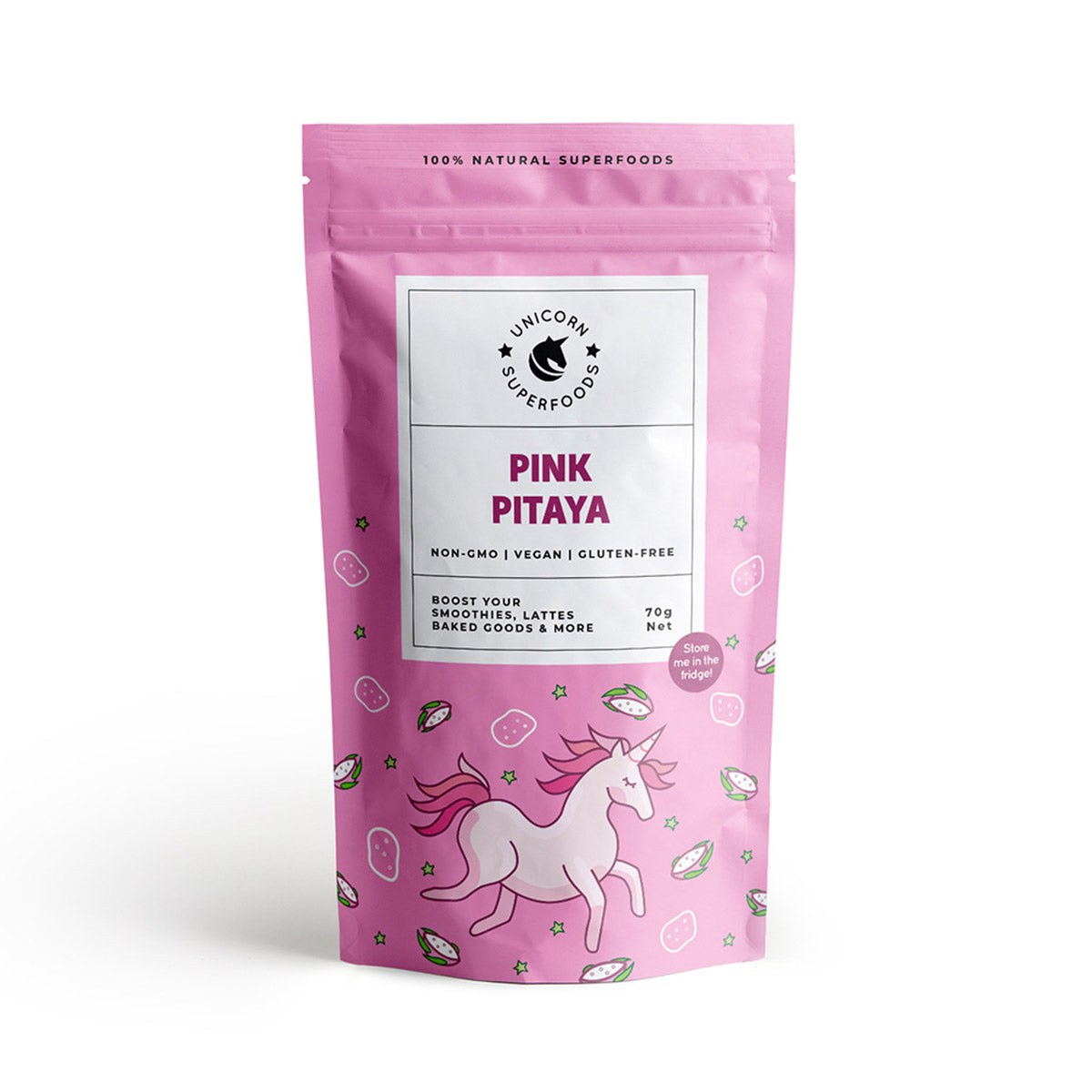 pink pitaya powder
