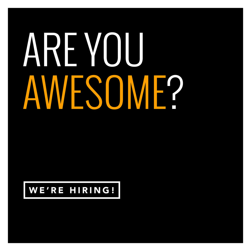 We're Hiring - Retail Assistant