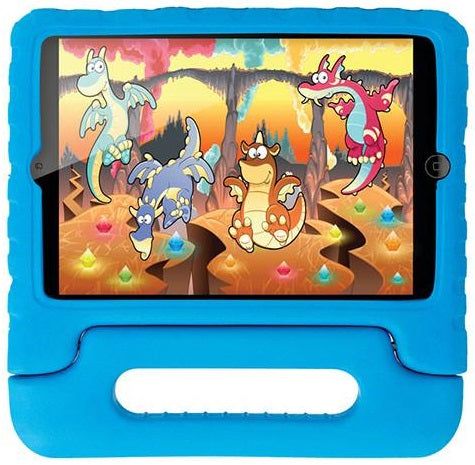 3sixt iPad 2 3 4 kids case front