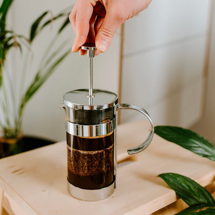 Coffee Tutorial: French Press