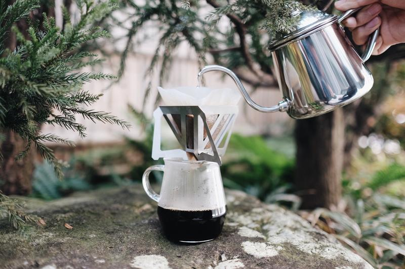 Munieq Tetra Dripper - Stainless - Fernweh
