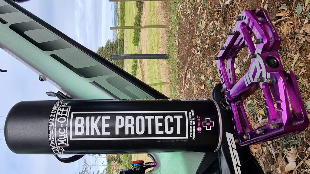 Muc-Off Bike Protect – the name says it all