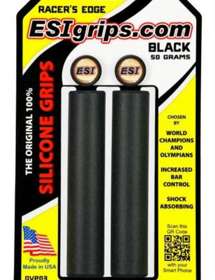 ESI Racers Edge Silicone Grips 30mm - Pitcrew.nz